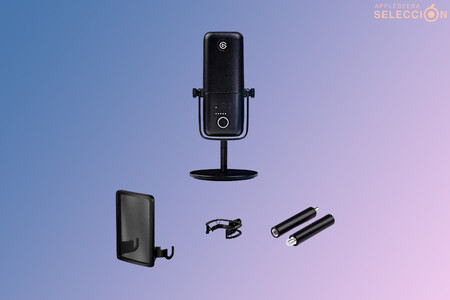 Mejora la calidad de tus streams y locuciones con el micrófono USB Elgato Wave:3 y varios accesorios por 60 euros menos en Amazon