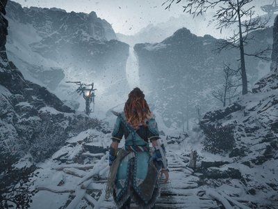 Guerrilla nos lleva de tour por Horizon Zero Dawn: The Frozen Wilds con estos 12 minutazos de gameplay