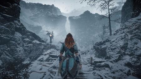 Guerrilla nos lleva de tour por Horizon Zero Dawn: The Frozen Wilds con estos 12 minutazos de gameplay
