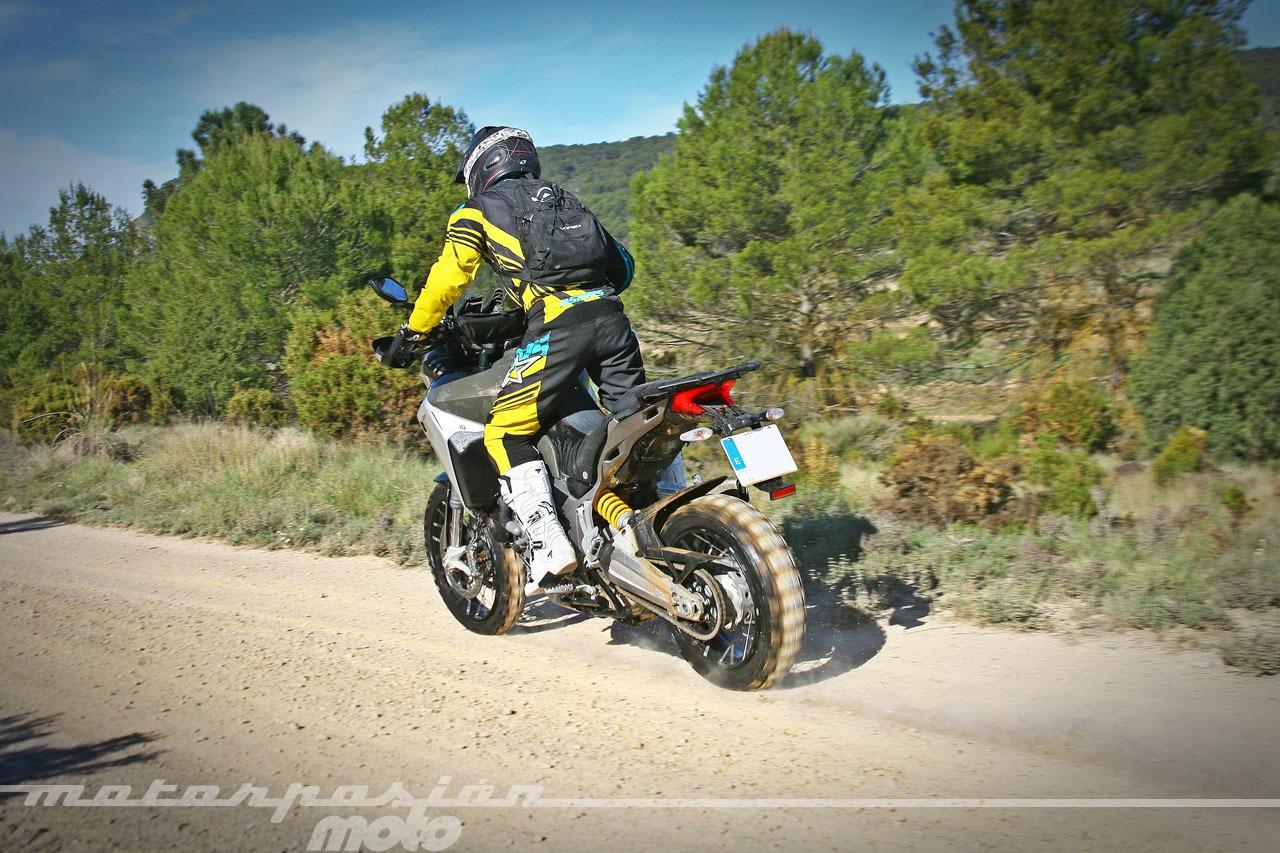Foto de Ducati Multistrada 1200 Enduro - Acción (5/37)