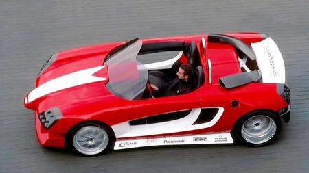 Toyota MR2 Street Affair Concept, el coqueto roadster inspirado en la Fórmula 1 que no pasó de ser un sueño