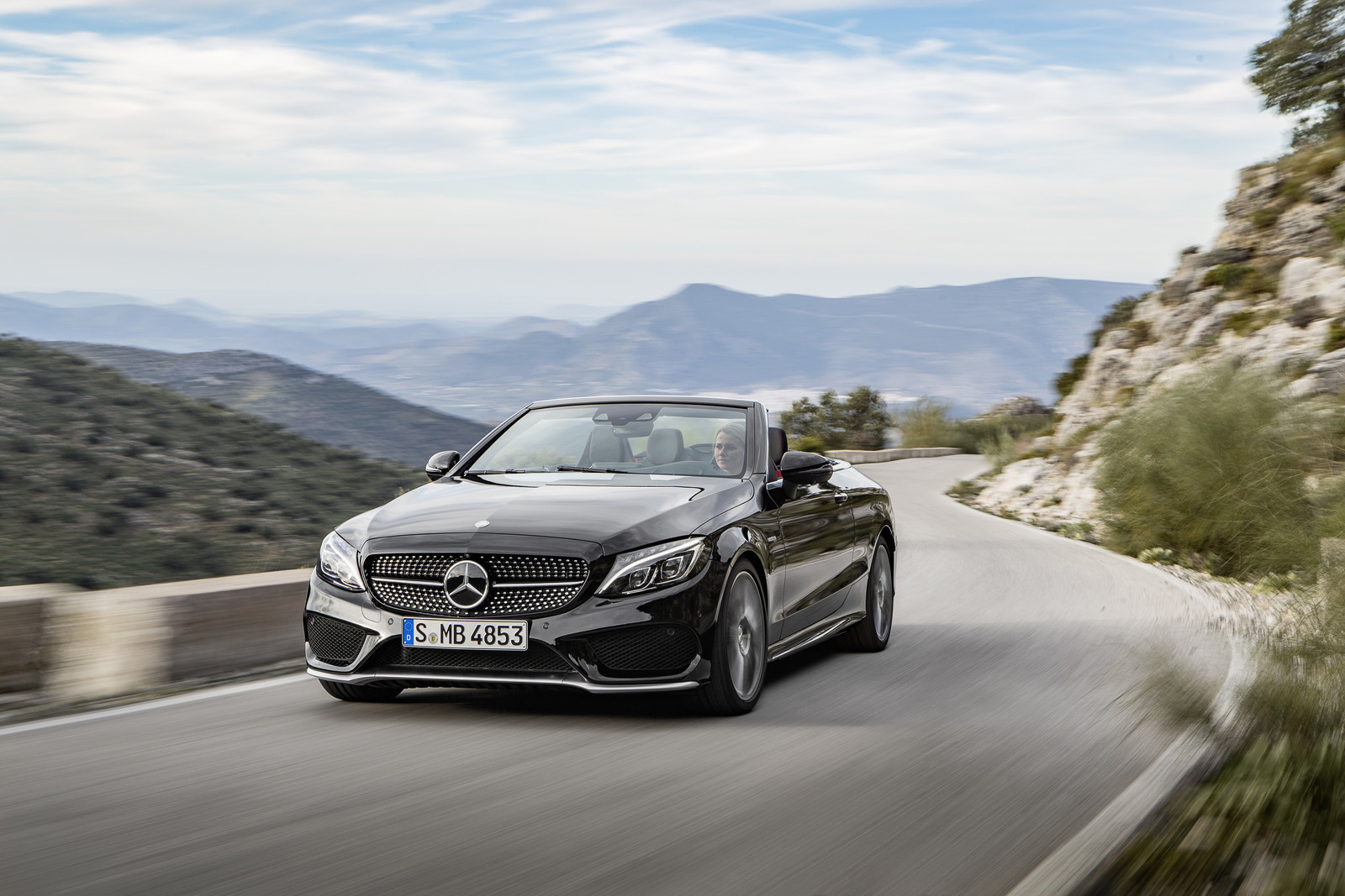 Foto de Mercedes-Benz Clase C y C 43 AMG Cabrio (17/28)