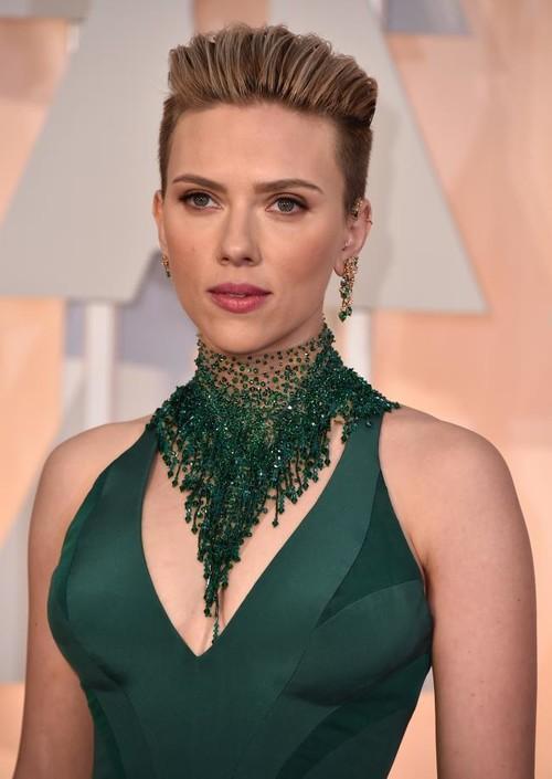 Scarlett Johansson: 37 imágenes de la mujer más sexy del mundo