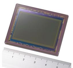 Sensor CMOS Full Frame de Sony de 24 megapíxeles