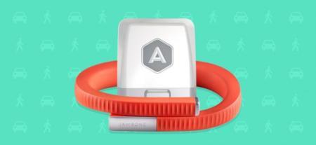 Jawbone y Automatic se unen para que escojamos andar en vez de conducir
