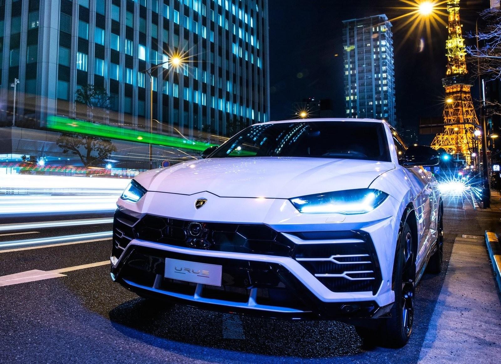 Foto de Lamborghini Urus (38/76)