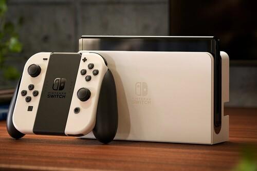 Nintendo Switch OLED: mejor pantalla, puerto LAN, 64GB de almacenamiento y audio mejorado en la nueva versión de la consola híbrida