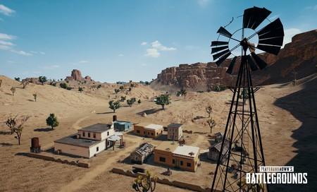 El mapa desértico de Miramar de PUBG estará disponible en Xbox One a partir de mayo