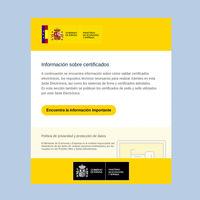 Alertan de una campaña de phishing que suplanta al Ministerio de Economía