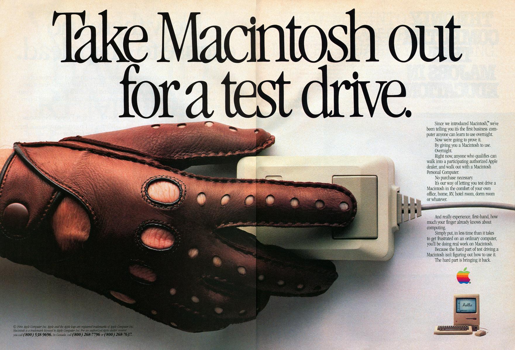 Foto de Otros anuncios del Macintosh (4/7)