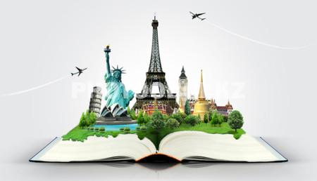 21 libros de viajes para regalar estas Navidades