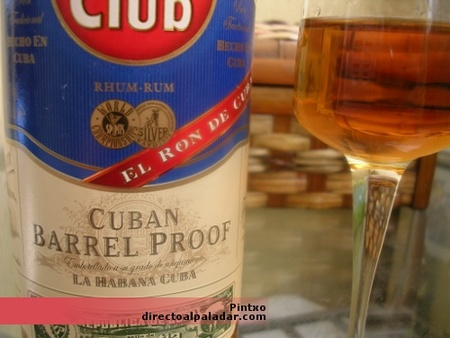 Havana Club Cuban Barrel Proof