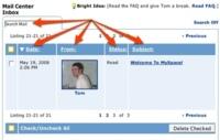 Google Gears en Opera y con Myspace