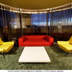 Foto 7 de 9 de la galería hotel-puerta-america-mariscal-y-salas en Decoesfera
