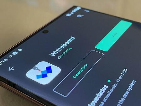 Whiteboard llega a Android y permite crear contenido en la nube y compartirlo con las versiones de iOS y WIndows 10