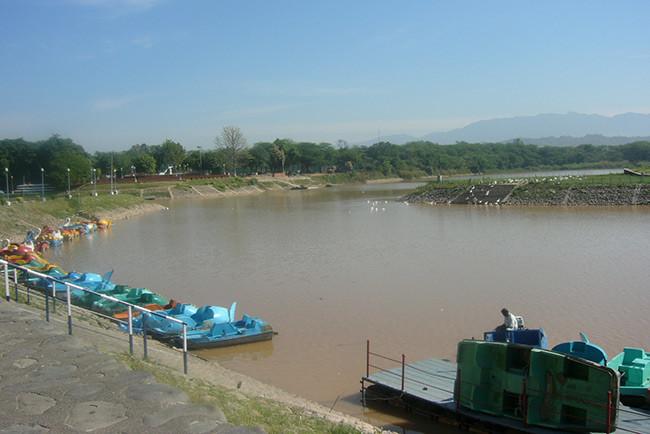 Sukna Lake Chandigarh India