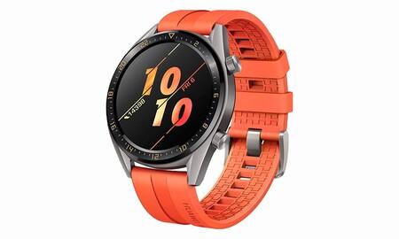 Por sólo 69 euros en MediaMarkt puedes estrenar un completo reloj deportivo con una enorme autonomía como el Huawei Watch GT Sport