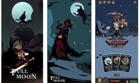 Full Moon Juego Cartas Android 1