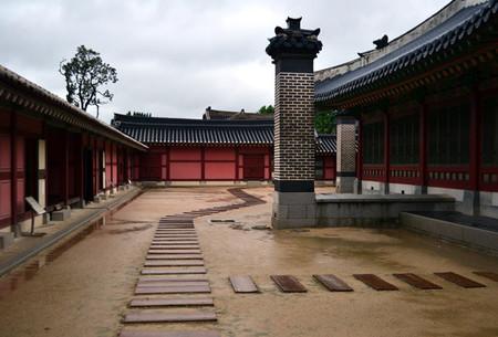 El palacio de Hwaseong Haenggung