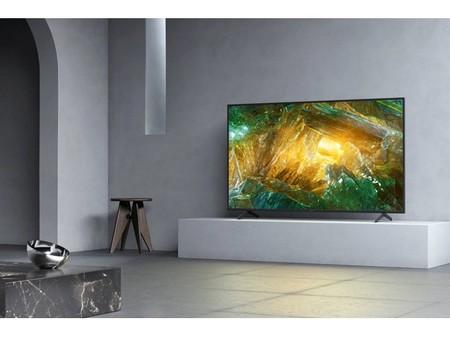 """Pantallón con Dolby Vision y una gran rebaja: la Smart TV Sony KD-65XH8096 2020 de 65"""" está por 1.039 euros en Mi Electro"""