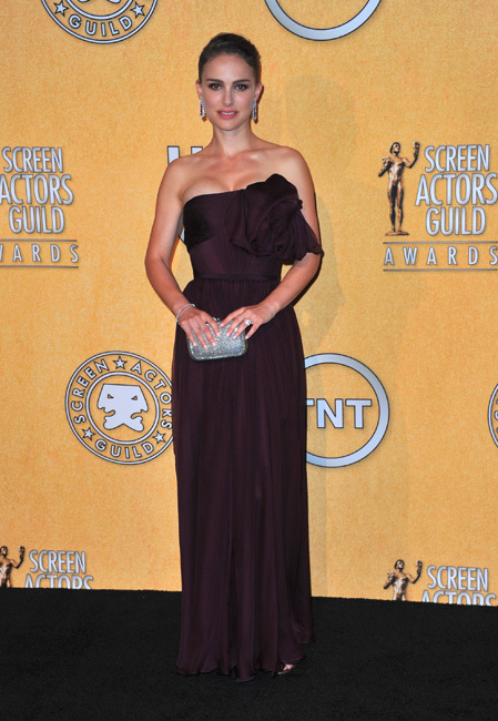 Natalie Portman Screen Actors Guild Awards