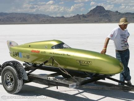Bonneville Speed Trial 2007