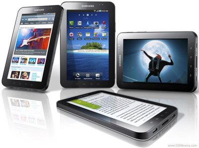 Samsung espera vender más de 10 millones de Galaxy Tabs