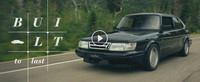 ¿Conoces al Saab 900 Aero?