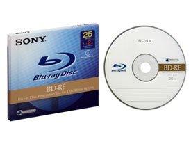 Discos Blu-ray de Sony para Marzo en Europa