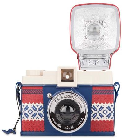 Lomography y sus peculiares nuevas cámaras 'Lomo'