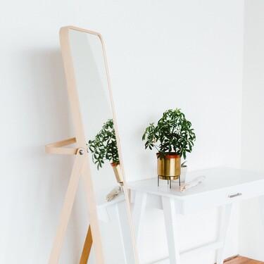 Siete espejos por menos de 60 euros para decorar tu salón (o dormitorio) con un toque diferente