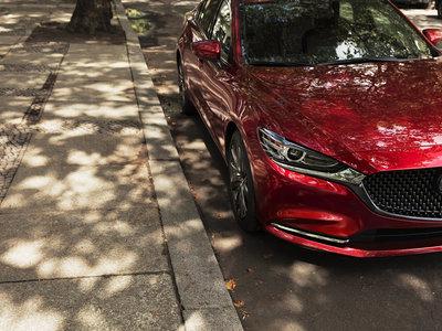 El nuevo Mazda6 estará en Los Ángeles con el motor turbo que estabas pidiendo