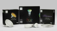 Philips actualiza su familia de bombillas LED Hue con  LightStrips y  LivingColors Bloom
