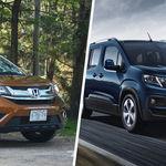 Peugeot Rifter vs. Honda BR-V: ¿Cuál es la mejor opción para mover a siete pasajeros sin gastar tanto?