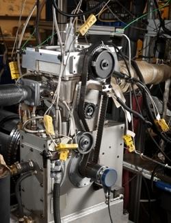 Delphi prototipo motor GDCI