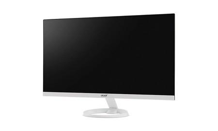 Más barato todavía: el monitor sin marcos Acer R241Ywmid, ahora en PcComponentes nos sale por 139 euros