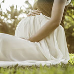 La fotografía de una bloguera italiana que nos recuerda que también se puede modelar estando embarazada
