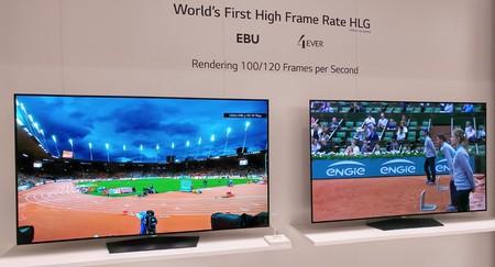 LG sigue probando las emisiones HFR, esta vez para traerlo hasta nuestros receptores de satélite