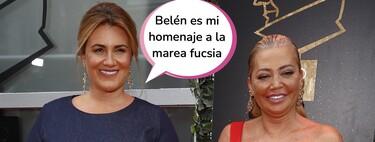 Carlota Corredera le lanza un nuevo dardo envenenado a Antonio David Flores durante la gala de premios Chicote 2021