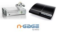 Rumor: Nokia plantea ofrecer sus juegos de N-Gage en Xbox Live y PlayStation Network