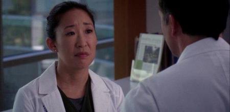 Imagen de Cristina en la novena temporada de