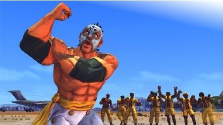 'Street Fighter IV': capturas de El Fuerte