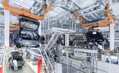 En Ingolstadt se producen 50 unidades diarias del Audi A3 e-tron