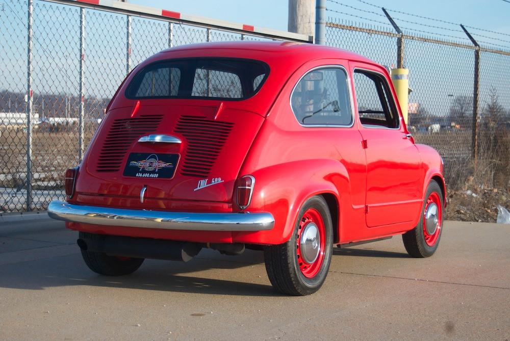 """Foto de Fiat 600 """"Maziat"""" (34/36)"""
