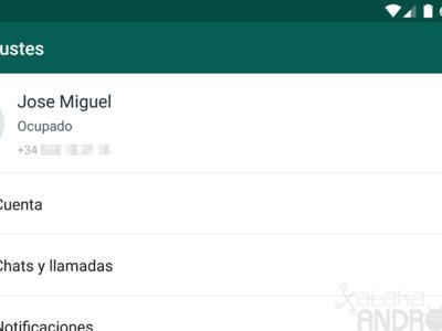 Así son los renovados ajustes de WhatsApp para Android, ahora con nueva sección de uso de datos