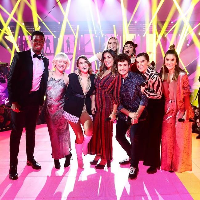 Estos son todos los looks de la novena gala de OT 2018