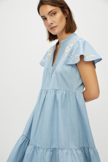 Cortefiel tiene estos 13 vestidos tan bonitos de nueva temporada (y en rebajas) para lucir en primavera y en verano
