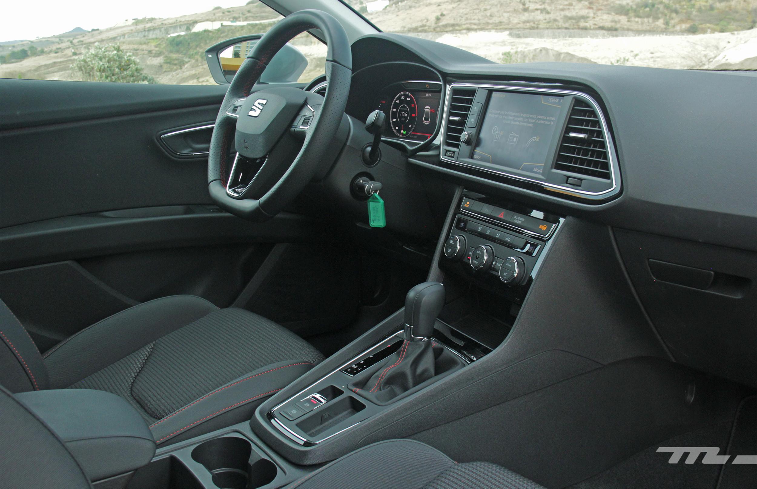 Foto de Mazda 3 vs. SEAT León (comparativa) (27/28)
