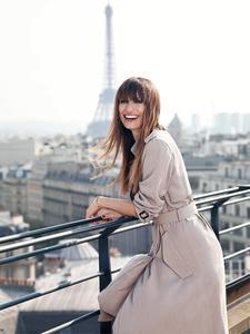 Caroline de Maigret se convierte en la imagen parisina de Lancôme