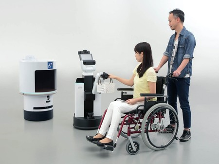 Hsr Human Support Robot Dsr Delivery Support Robot 1500x1122